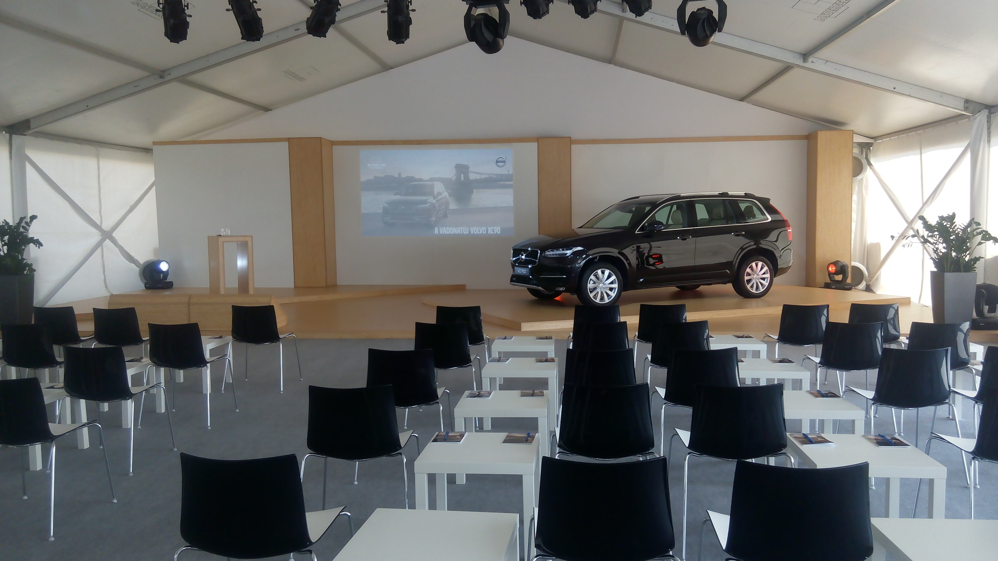 Volvo XC90 - Driving Camp