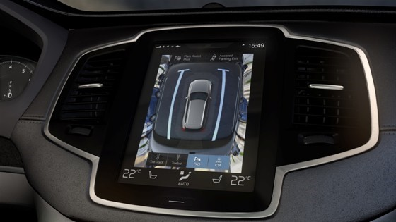 IntelliSafe - Volvo XC90